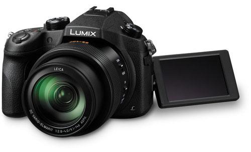 Panasonic анонсировала камеру LUMIX DMC-FZ1000, способную снимать видео в разрешении 4K