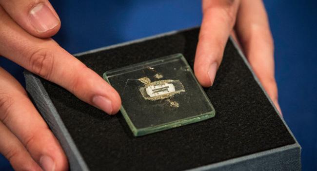 Прототип первой интегральной схемы будет продан на аукционе Christie's