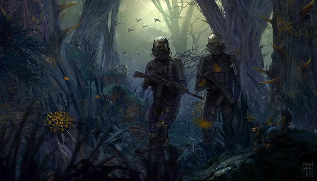 Бывшие разработчики S.T.A.L.K.E.R. и Metro собирают на Kickstarter средства для создания нового поста-покалипсического шутера Areal