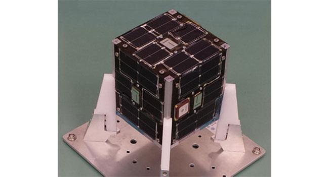 На орбиту был выведен первый украинский наноспутник PolyITAN-1, созданный в КПИ