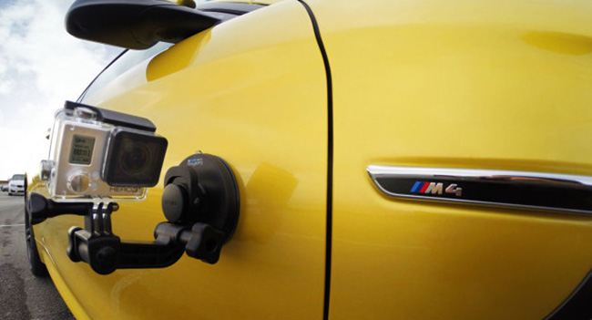 BMW Group и GoPro интегрировали камеры GoPro в автомобильную информационную систему