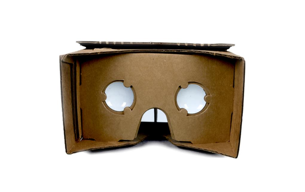 Как сделать очки виртуальной реальности для телефона 295