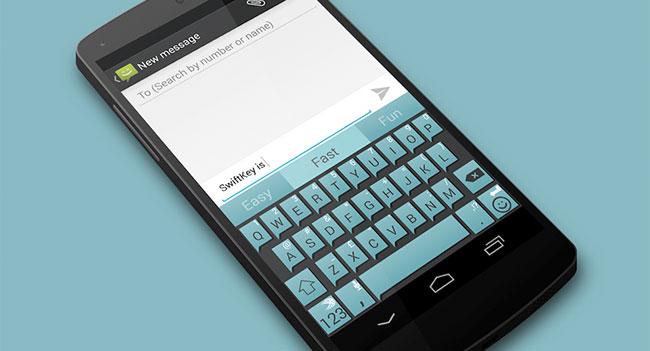 Приложение SwiftKey для Android стало бесплатным