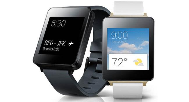 LG выпустила умные часы G Watch на базе Android Wear