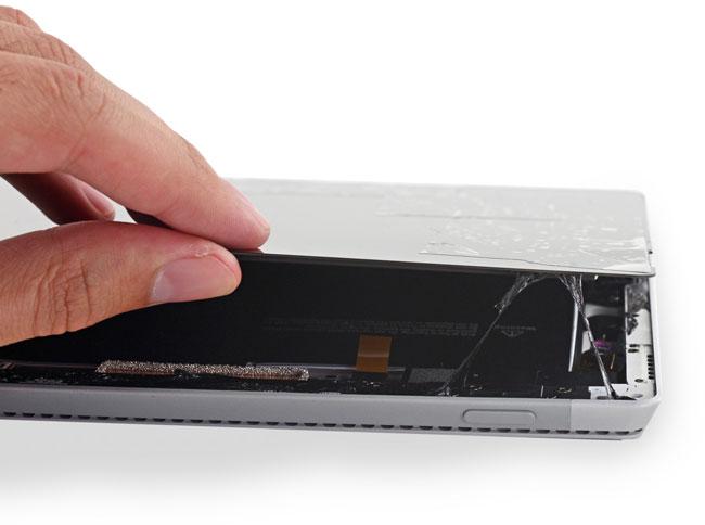 iFixit: планшет Microsoft Surface Pro 3 почти непригоден для ремонта
