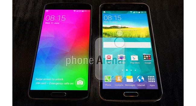 Смартфон Samsung Galaxy F получит 5,3-дюймовый дисплей с тонкими рамками