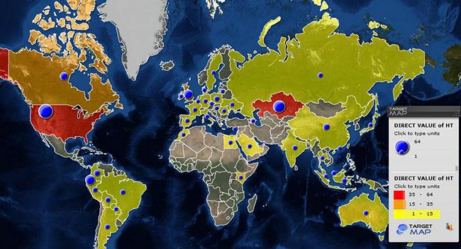 Kaspersky Lab обнаружила управляющие сервера HackingTeam