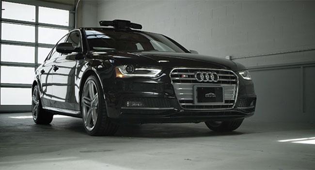 Стартап Cruise предлагает внедрить в существующие автомобили функцию автоматического управления