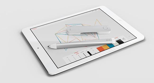 Adobe выпустила перо и линейку для рисования на планшетах