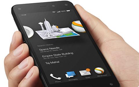 Amazon анонсировала смартфон Fire Phone