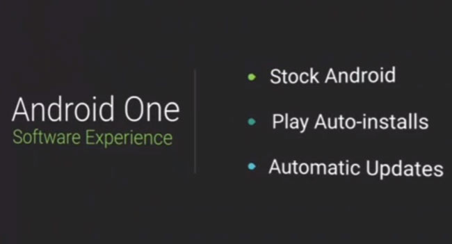 Google анонсирована программу Android One