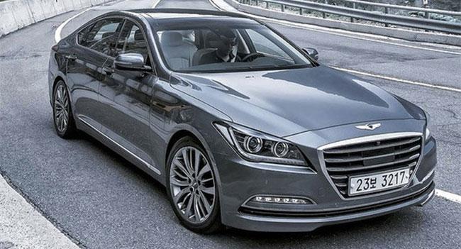Hyundai научила автомобили самостоятельно притормаживать перед камерами контроля скорости