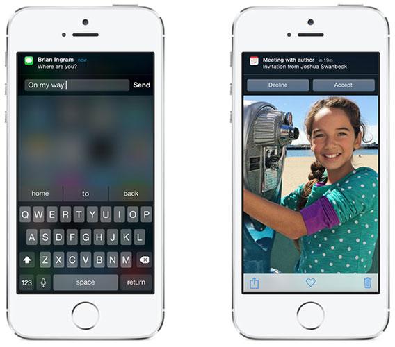 Apple анонсировала iOS 8