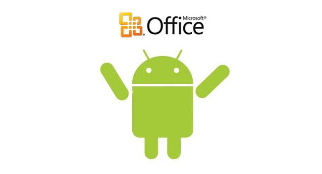 Microsoft выпустит Office для Android до конца 2014 года