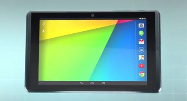 Стали известны характеристики планшета Project Tango для разработчиков