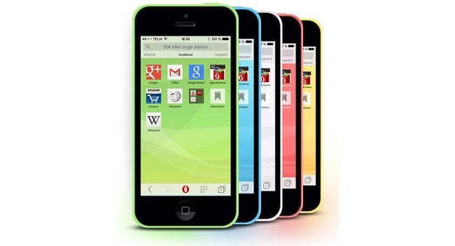 Вышла версия Opera Mini 8.0 для iOS