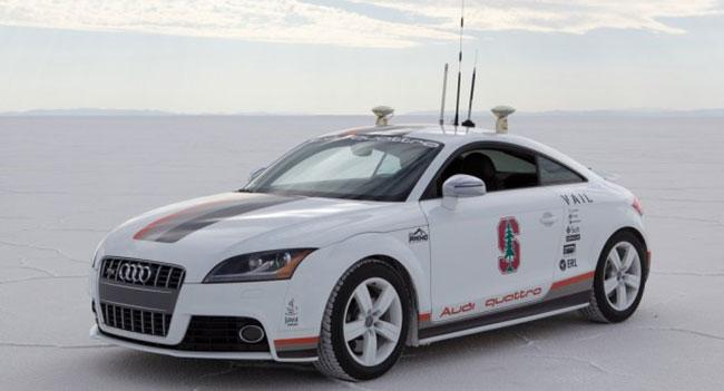 ФБР: самоуправляемые автомобили могут представлять собой опасность