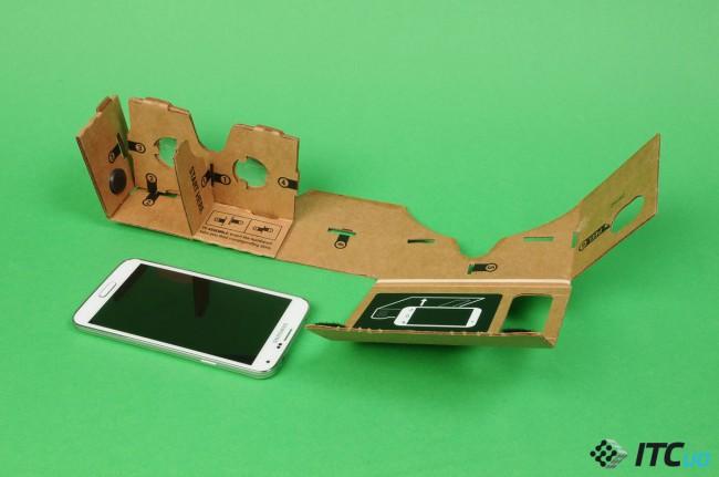 Как собрать очки виртуальной реальности от гугл пластиковый кейс phantom стоимость с доставкой