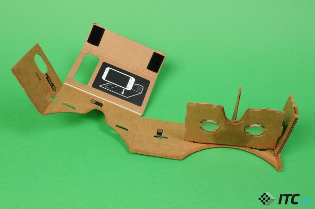 Google Cardboard - очки виртуальной реальности своими руками iTan Цифровая и компьютерная техника