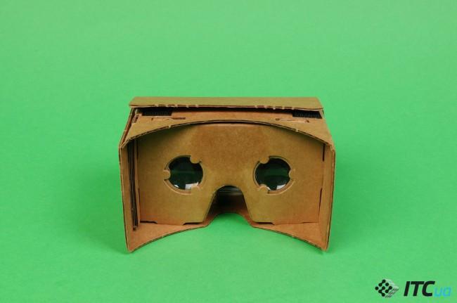Google Cardboard – очки виртуальной реальности своими руками - ITC.ua 3dfcb0fc369fc
