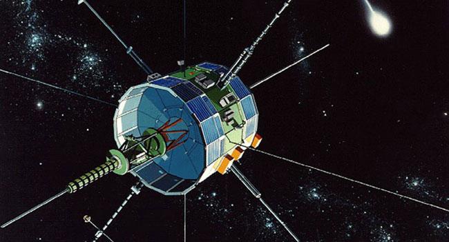 Энтузиасты запустили двигатели космического зонда ISEE-3 после 27 лет простоя