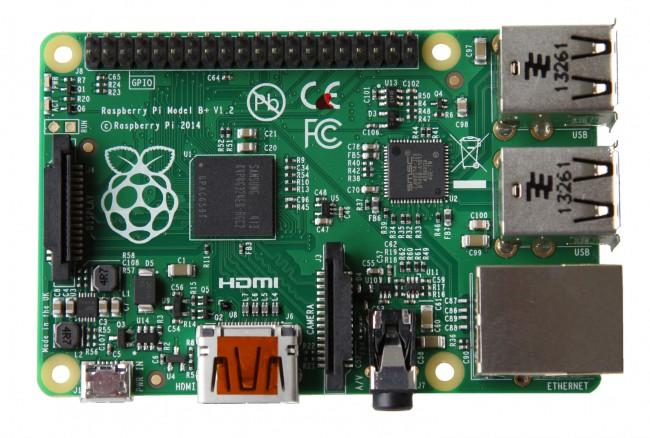 Raspberry_Pi_ Model_B+