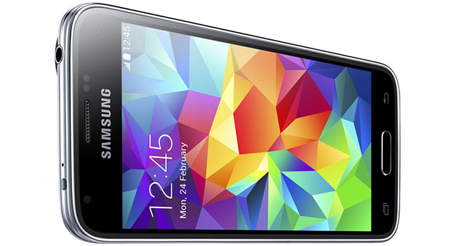 Samsung официально представила смартфон Galaxy S5 mini
