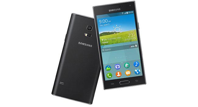Начало продаж смартфона Samsung Z с ОС Tizen откладывается