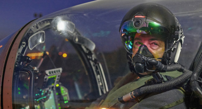 BAE Systems представила шлем-дисплей Striker II с интегрированным прибором ночного видения