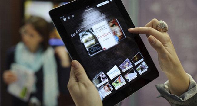 В США онлайн продажи книг приносят больше дохода, чем розничные продажи