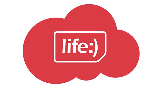 Проникновение смартфонов в сети life:) составляет 31%