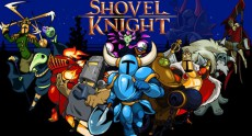 Shovel Knight – герой лопаты и магии