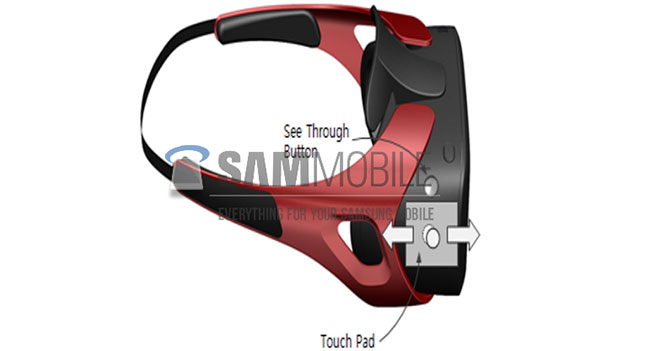 Samsung работает над созданием шлема виртуальной реальности Gear VR