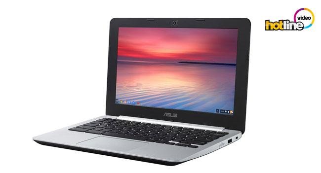 Видеообзор хромбука ASUS Chromebook C200