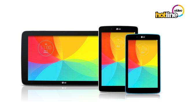 Видеообзор планшета LG G Pad 7.0 (V400)