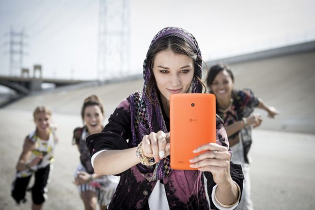 LG представила в Украине планшет G Pad 8.0 LTE