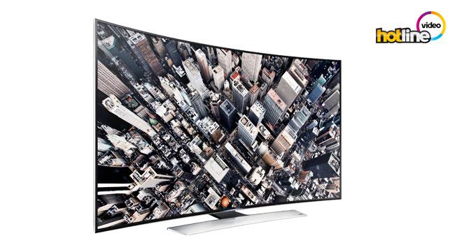 Видеообзор изогнутого UHD-телевизора Samsung UE65HU9000T