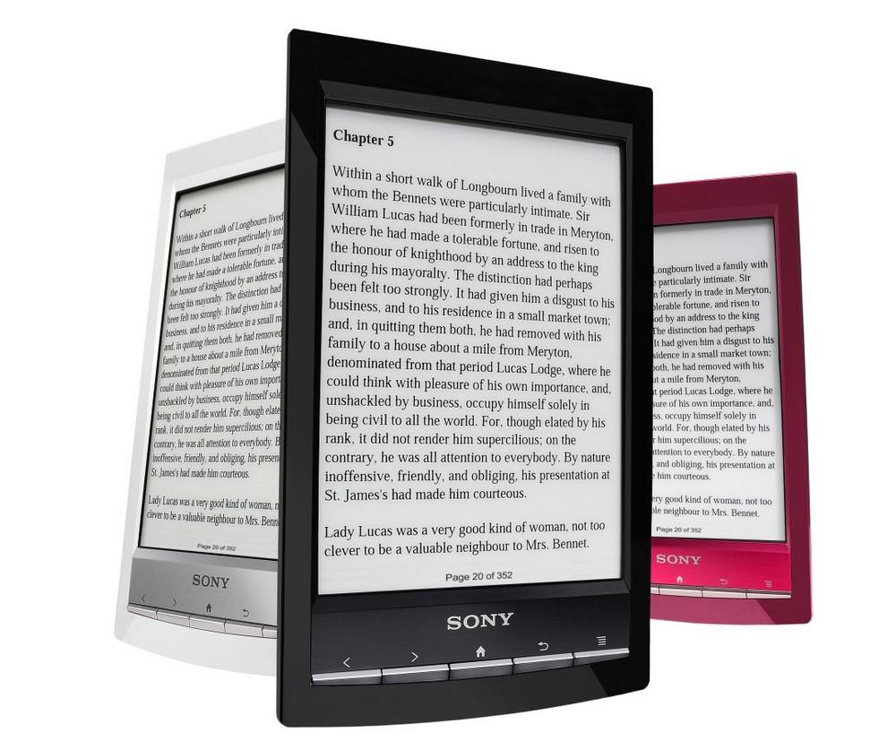 инструкция touch reader sony