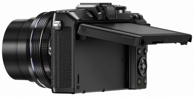Olympus представила беззеркальную камеру PEN E-PL7 формата Micro Four Thirds с наклоняемым дисплеем