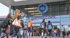 Фоторепортаж с игровой выставки Gamescom 2014