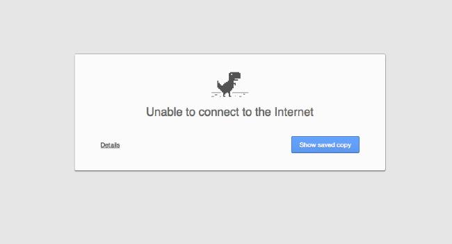 Браузер Chrome научился показывать просмотренные ранее страницы без интернет-соединения