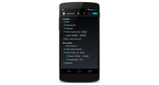 LeanDroid – экономия батареи на Android за счет отключения беспроводных интерфейсов