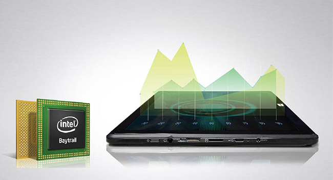 MSI подготовила планшет S100 с чипом Intel Bay Trail-T и ОС Windows 8.1