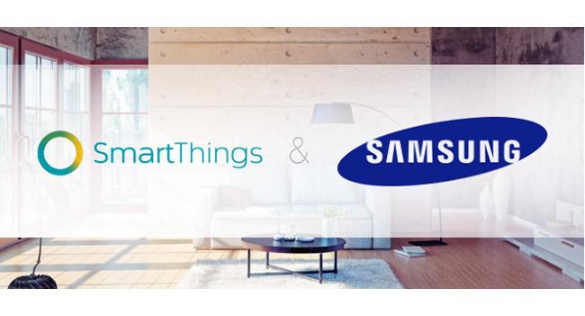 Samsung купила компанию SmartThings
