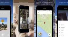Google выпустила iOS-приложение Photo Sphere Camera для съемки сферических панорам