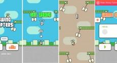 Swing Copters – новая игра для Android и iOS от создателя Flappy Bird