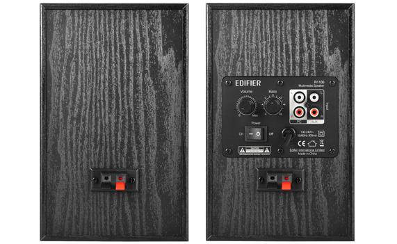 Edifier выпустила стереофоническую акустическую систему Studio R1100