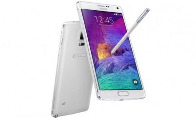 Стоимость смартфона Samsung Galaxy Note 4 в Украине заявлена на уровне 12 999 грн