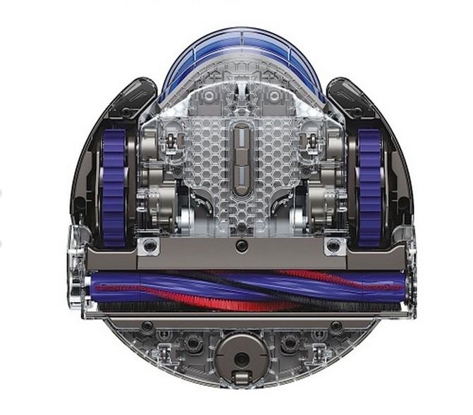Dyson показала полностью самостоятельный робот-пылесос 360 Eye