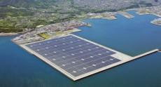 Япония будет строить солнечные электростанции на воде